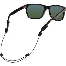 チャムス Chums ユニセックス ファッション小物 サングラスストラップ【Adjustable Orbiter Sunglass Keepers】Black