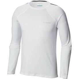 コロンビア Columbia メンズ トップス 【Sol Resist II LS Shirt】White