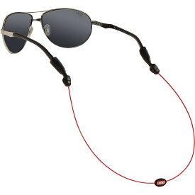 チャムス Chums ユニセックス ファッション小物 【Mono Orbiter Eyewear Retainer】Red