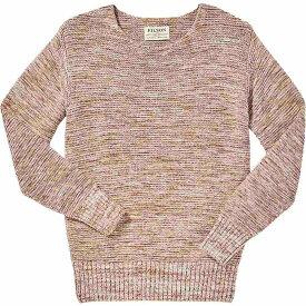 フィルソン Filson レディース ニット・セーター トップス【Lake Quinault Crewneck Sweater】Natural Clay Melange