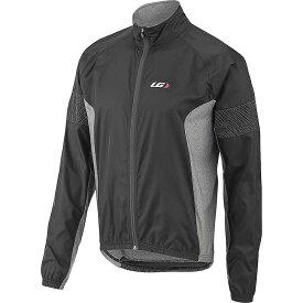 ルイガノ Louis Garneau メンズ 自転車 ジャケット アウター【Modesto 3 Jacket】Black/Gray