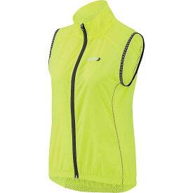 ルイガノ Louis Garneau レディース 自転車 ベスト・ジレ トップス【Nova 2 Vest】Bright Yellow