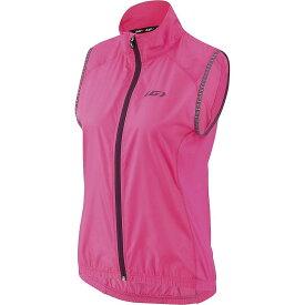 ルイガノ Louis Garneau レディース 自転車 ベスト・ジレ トップス【Nova 2 Vest】Pink Glow