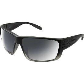 ネイティブ Native ユニセックス スポーツサングラス 【Griz Polarized Sunglasses】Smoke Fade/Silver Reflex Polarized