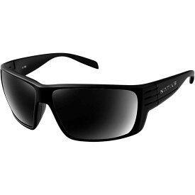 ネイティブ Native ユニセックス スポーツサングラス 【Griz Polarized Sunglasses】Matte Black/Grey Polarized