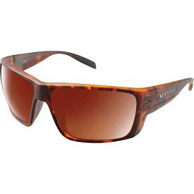 ネイティブ Native ユニセックス スポーツサングラス 【Griz Polarized Sunglasses】Dark Tort/Brown Polarized