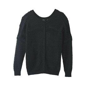 プラーナ Prana レディース ニット・セーター トップス【Sharla Sweater】Black