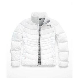 ザ ノースフェイス The North Face レディース ダウン・中綿ジャケット アウター【Aconcagua II Jacket】TNF White