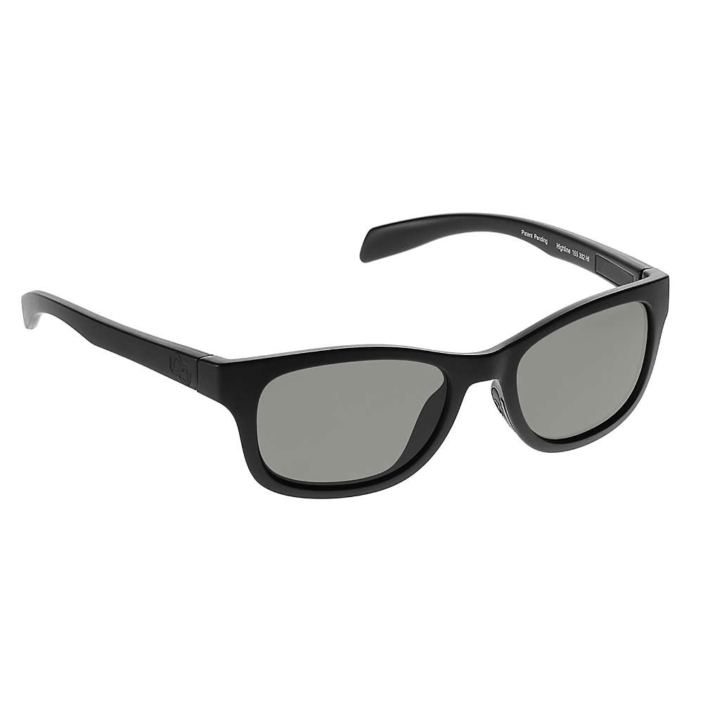 ネイティブ メンズ アクセサリー メガネ・サングラス【Native Highline Polarized Sunglasses】Matte Black / Grey