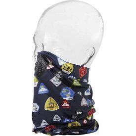 アウトドアリサーチ Outdoor Research ユニセックス マフラー・スカーフ・ストール 【Exhale Printed Ubertube】Merit Badges