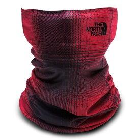 ザ ノースフェイス The North Face ユニセックス マフラー・スカーフ・ストール ネックウォーマー【Dipsea Cover It Neck Gaiter】Cardinal Red Ombre Plaid Small Print