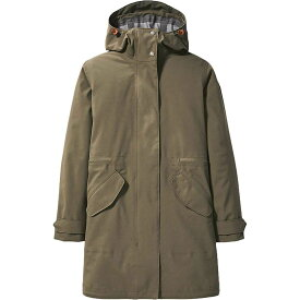 フィルソン Filson レディース レインコート シェルジャケット アウター【Tamarack Rain Shell Jacket】Marsh Olive