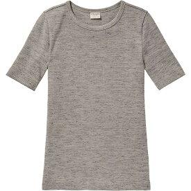 フィルソン Filson レディース トップス 【Neah Bay Crewneck Shirt】Heather Grey