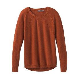 プラーナ Prana レディース ニット・セーター トップス【Avita Sweater】Dry Chili Heather