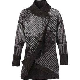 プラーナ Prana レディース ニット・セーター トップス【Celandine Sweater】Grey