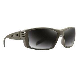 ネイティブ Native ユニセックス 自転車 【Raghorn Polarized Sunglasses】Desert Tan/Grey Polarized