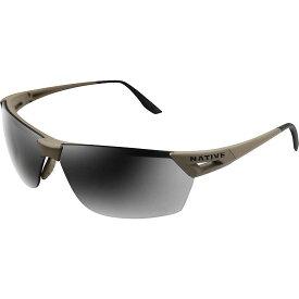 ネイティブ Native ユニセックス 自転車 【Vigor AF Polarized Sunglasses】Desert Tan/Grey Polarized