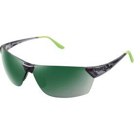 ネイティブ Native ユニセックス 自転車 【Vigor AF Polarized Sunglasses】Dark Crystal Grey/Green Reflex Polarized