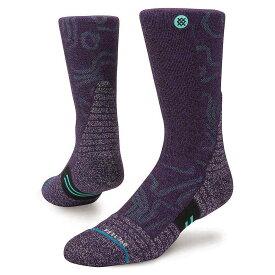 スタンス Stance メンズ ハイキング・登山 ソックス【shuksan trek sock】Purple