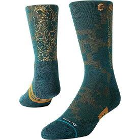 スタンス Stance メンズ ハイキング・登山 ソックス【alpha hike light sock】Green