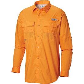 コロンビア Columbia メンズ ハイキング・登山 シャツ トップス【half moon ls shirt】Koi