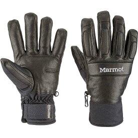 マーモット Marmot メンズ 手袋・グローブ 【tahoe undercuff glove】Black