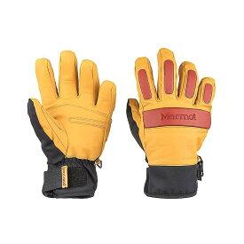 マーモット Marmot メンズ 手袋・グローブ 【tahoe undercuff glove】Tan/Dark Rust