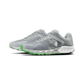 ザ ノースフェイス The North Face メンズ ランニング・ウォーキング シューズ・靴【flight trinity shoe】High Rise Grey/Tin Grey