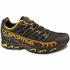 ラスポルティバ La Sportiva メンズ ランニング・ウォーキング シューズ・靴【Ultra Raptor Shoe】Black/Yellow