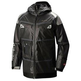 コロンビア Columbia メンズ 釣り・フィッシング ジャケット アウター【pfg force 12 jacket】Black