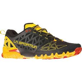 ラスポルティバ La Sportiva メンズ ランニング・ウォーキング シューズ・靴【bushido ii shoe】Black/Yellow