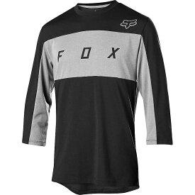 フォックス Fox メンズ 自転車 トップス【dri-release 3/4 jersey】Black