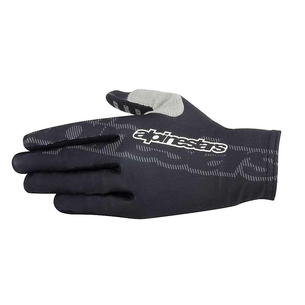 アルパインスターズ メンズ アクセサリー 手袋【Alpine Stars F-Lite Glove】Black / Steel Grey