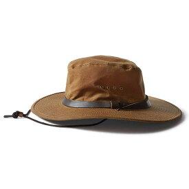 フィルソン Filson メンズ ハット 帽子【tin bush hat】Dark Tan