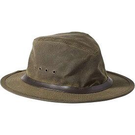 フィルソン Filson メンズ ハット 帽子【tin packer hat】Otter Green