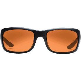 ネイティブ Native ユニセックス メガネ・サングラス 【kannah polarized sunglasses】Asphalt/Bronze Reflex