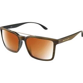 ネイティブ Native ユニセックス メガネ・サングラス 【four corners polarized sunglasses】Wood/Bronze Reflex Polarized