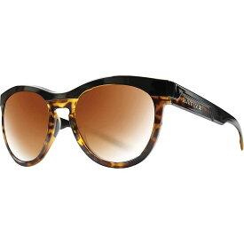 ネイティブ Native ユニセックス メガネ・サングラス 【la reina polarized sunglasses】Gloss Black Tort/Bronze Reflex Polarized