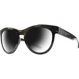 ネイティブ Native ユニセックス メガネ・サングラス 【la reina polarized sunglasses】Gloss Black Tort/Grey Polarized