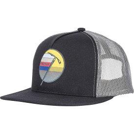 マーモット Marmot ユニセックス キャップ 帽子【trucker cap】Black/Dark Steel