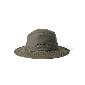 フィルソン Filson ユニセックス ハット 帽子【summer packer hat】Otter Green