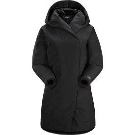 アークテリクス Arcteryx レディース コート アウター【osanna coat】Black