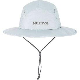 マーモット Marmot ユニセックス ハット サファリハット 帽子【precip eco safari hat】Grey Storm
