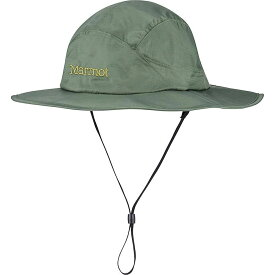 マーモット Marmot ユニセックス ハット サファリハット 帽子【precip eco safari hat】Crocodile