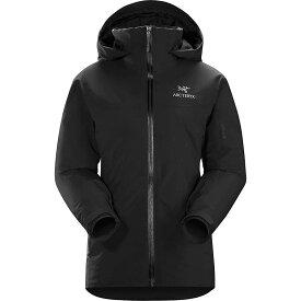 アークテリクス Arcteryx レディース ジャケット アウター【fission sv jacket】Black
