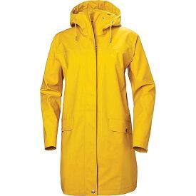 ヘリーハンセン Helly Hansen レディース レインコート アウター【moss rain coat】ESSENTIAL YELLOW