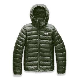 ザ ノースフェイス The North Face レディース ダウン・中綿ジャケット アウター【sierra peak hoodie】New Taupe Green