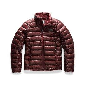 ザ ノースフェイス The North Face レディース ダウン・中綿ジャケット アウター【sierra peak jacket】Deep Garnet Red