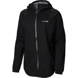 コロンビア Columbia レディース 釣り・フィッシング ジャケット アウター【tamiami hurricane jacket】Black