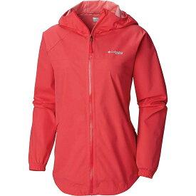 コロンビア Columbia レディース 釣り・フィッシング ジャケット アウター【tamiami hurricane jacket】Bright Geranium